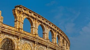Preview wallpaper colosseum, rome, italy, architecture