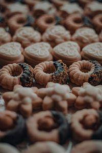 Preview wallpaper cookies, dessert, cooking