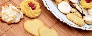 Preview wallpaper cookies, pastries, desserts, jam