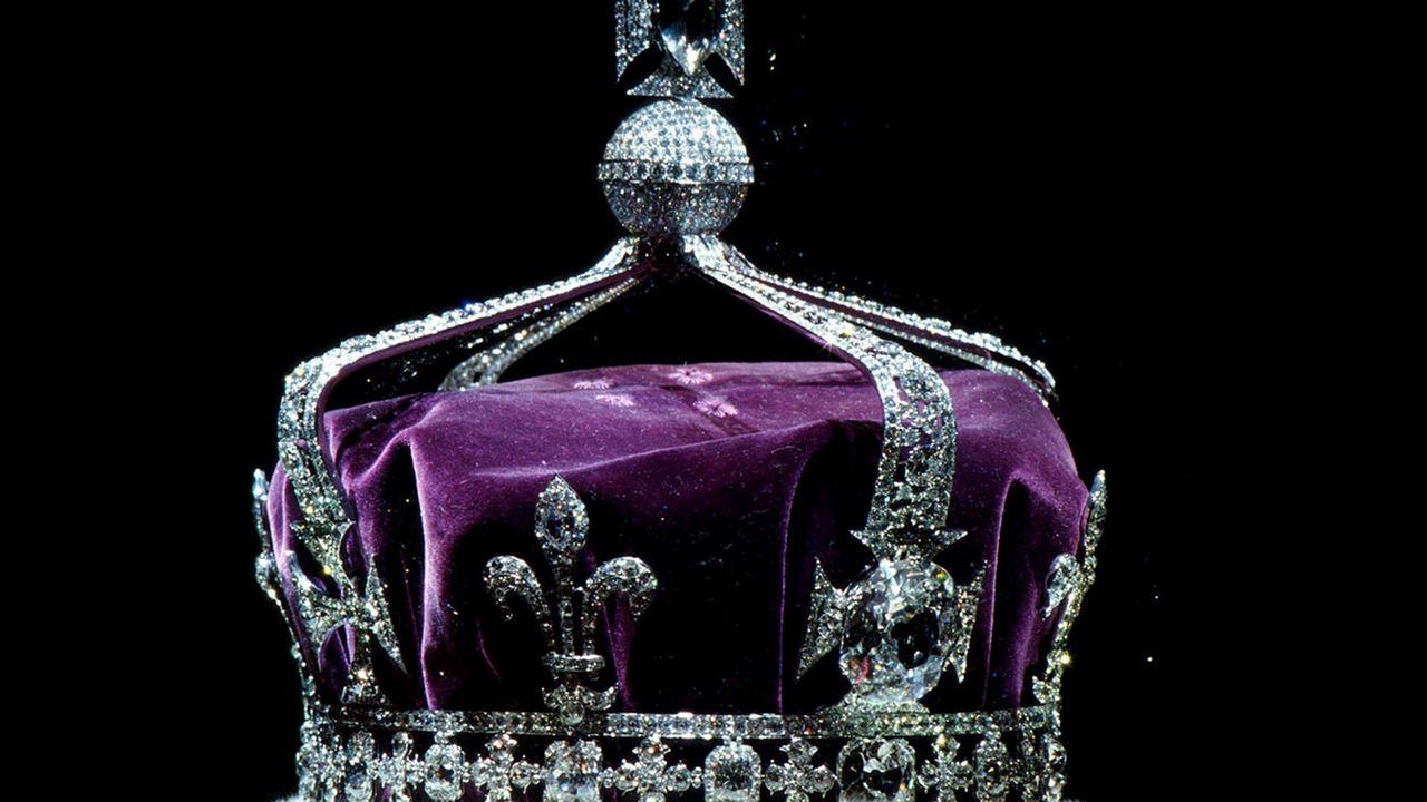 Wallpaper crown, diamonds, jewelry