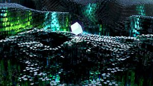 Preview wallpaper cube, shapes, volume, 3d