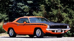 Preview wallpaper cuda, plymouth, muscle car