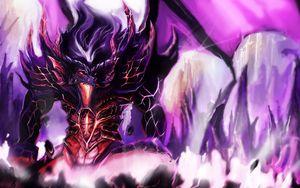 Preview wallpaper demon, art, digital art