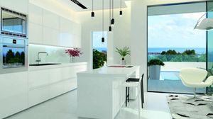 Preview wallpaper design, kitchen, furniture, style, interior