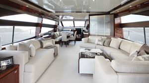 Preview wallpaper design, luxury, yacht, saloon, interior, style