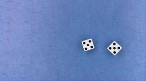 Preview wallpaper dice, dots, texture
