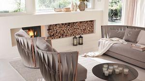 Preview wallpaper sofa, armchair, fireplace, furniture, interior, design