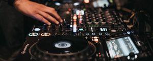 Preview wallpaper dj, music, disco, setup, buttons