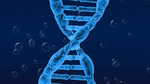 Preview wallpaper dna, spiral, genetics, twisted