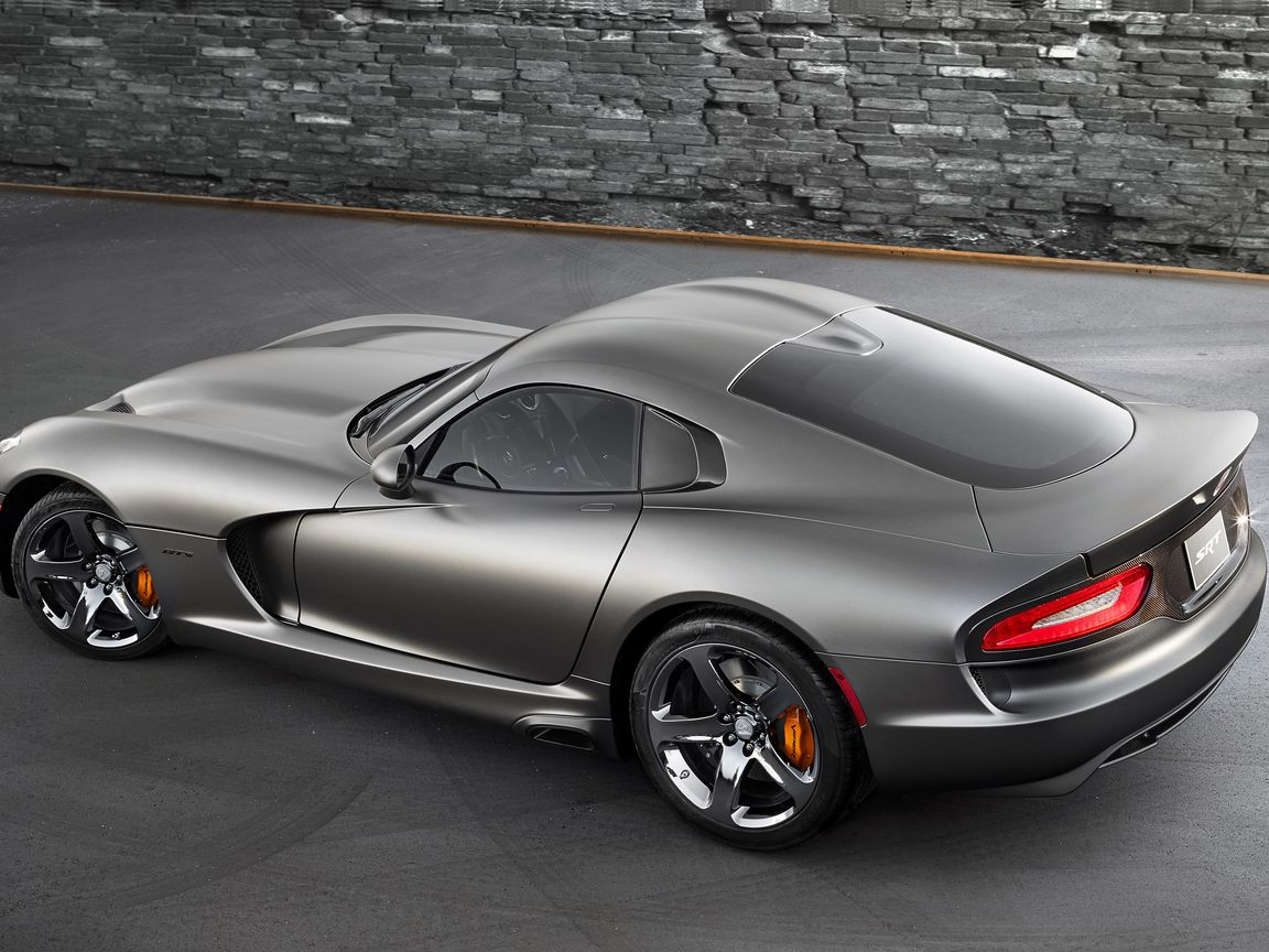 1152x864 Wallpaper dodge viper, srt, gts, anodized, carbon, special, edition, package, 2014