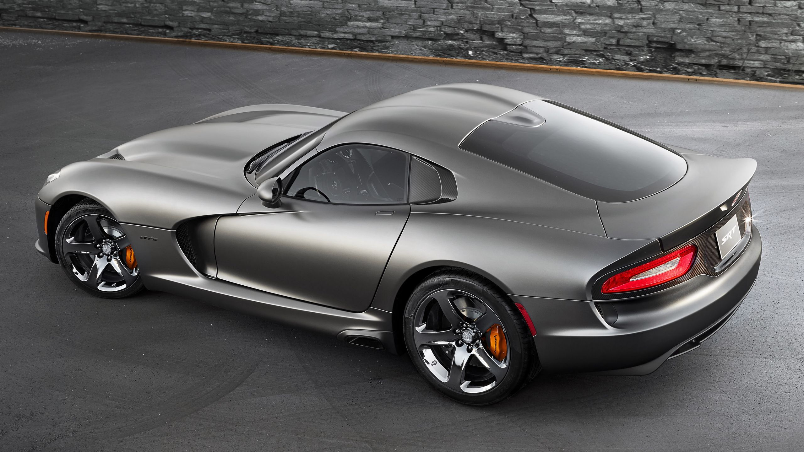 2560x1440 Wallpaper dodge viper, srt, gts, anodized, carbon, special, edition, package, 2014