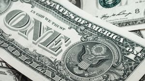 Preview wallpaper dollar, banknote, denomination, money