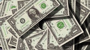 Preview wallpaper dollar, currency, money