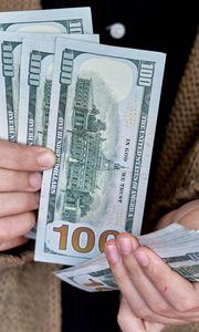 Preview wallpaper dollars, money, bills, currency, hands