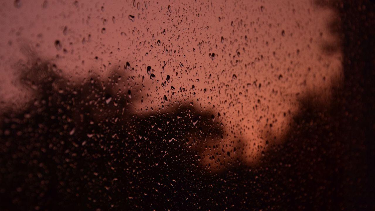 【壁纸桌面】墙纸、湿的、玻璃、微距、模糊高清壁纸免费下载