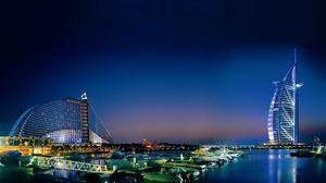 Preview wallpaper dubai, united arab emirates, sea