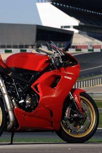 Preview wallpaper ducati 1098, red, bike, superbike