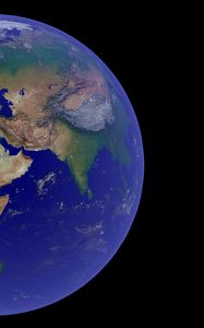 Preview wallpaper earth, planet, space, world