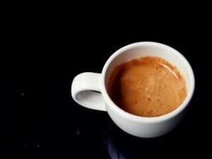 Preview wallpaper espresso, coffee, cup, drink