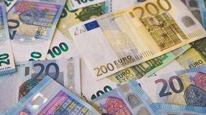 Preview wallpaper euro, money, cash, bills, banknotes