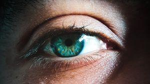 Preview wallpaper eye, pupil, macro, green