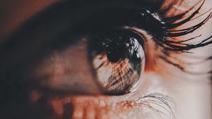 Preview wallpaper eyes, eyelashes, pupil