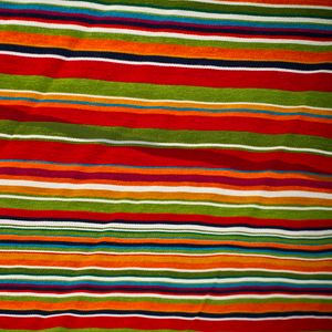 Preview wallpaper fabric, stripes, folds, colorful, texture