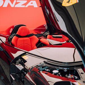 Preview wallpaper ferrari monza sp2, ferrari, car, sports car, racing