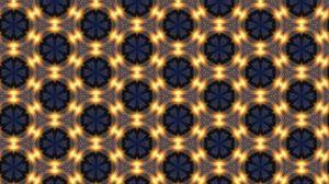 Preview wallpaper figure, pattern, glow