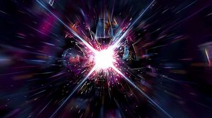 Preview wallpaper flash, sparks, bright, shine, abstraction