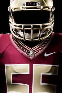 Preview wallpaper florida state seminoles, american football, uniforms