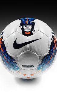 Preview wallpaper football, nike, ball, barclays premier league, sport, premier league