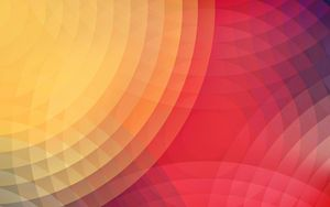 Preview wallpaper form, light, abstraction, bright