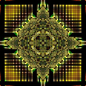 Preview wallpaper fractal, pattern, squares, abstraction