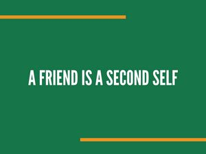 Preview wallpaper friends, friendship, motivation, phrase