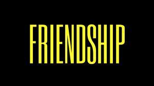 Preview wallpaper friendship, word, inscription, text