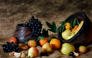 Preview wallpaper fruit, ripe, healthy