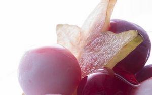 Preview wallpaper fruit, ripe, slice
