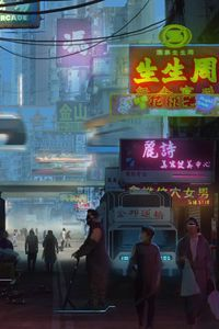 Preview wallpaper future, china, technology