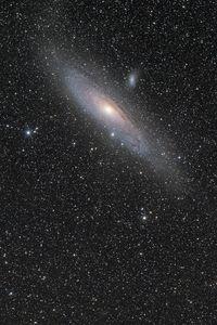Preview wallpaper galaxy, glow, shine, stars, space