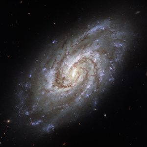 Preview wallpaper galaxy, glow, stars, shine, space