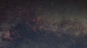 Preview wallpaper galaxy, nebula, stars, shine, space