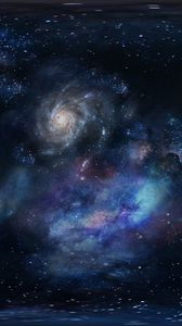 Preview wallpaper galaxy, space, stars