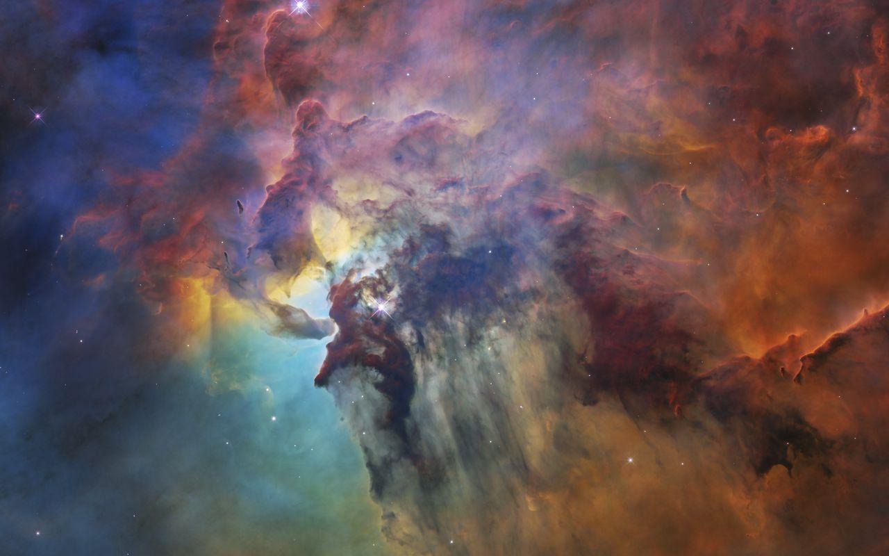 1280x800 Wallpaper galaxy, space, universe