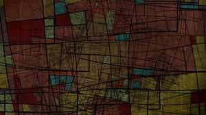 Preview wallpaper geometry, vector, rectangle