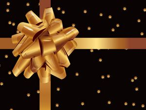 Preview wallpaper gift, bow, box, decoration