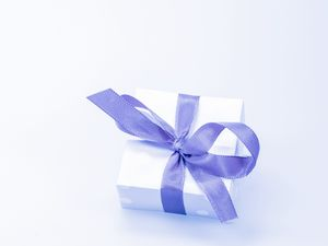 Preview wallpaper gift, box, bow, packing