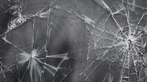 Preview wallpaper glass, shards, broken
