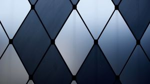 Preview wallpaper glass, texture, shapes
