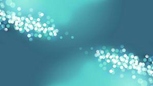 Preview wallpaper glitter, lights, spots, dots